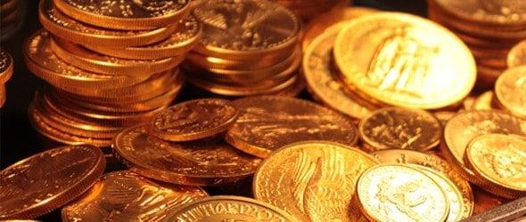Oak Creek Currency Gold Silver